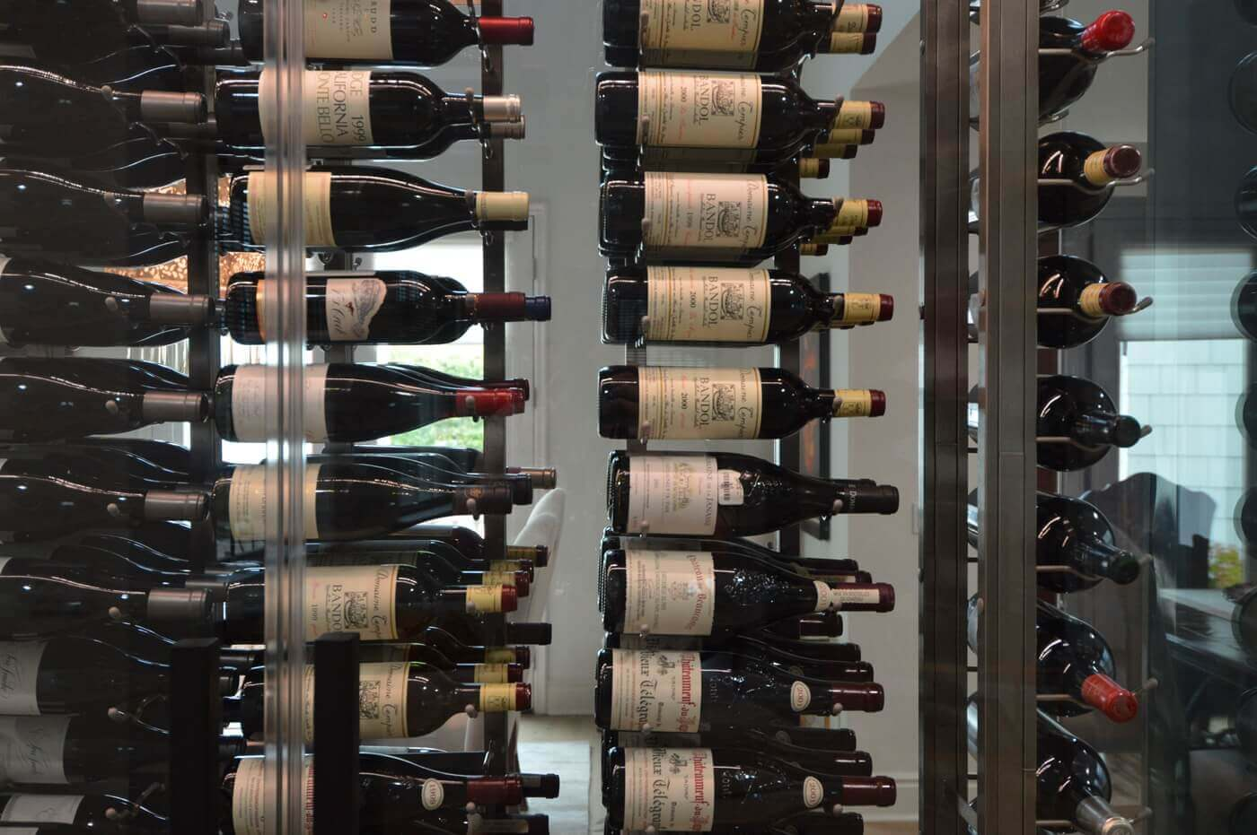 The team used gaskets to further enhance the sealing capability of the wine cellar. It has lessened the likelihood of leakage inside the wine cellar which had optimized the performance of the cooling system.